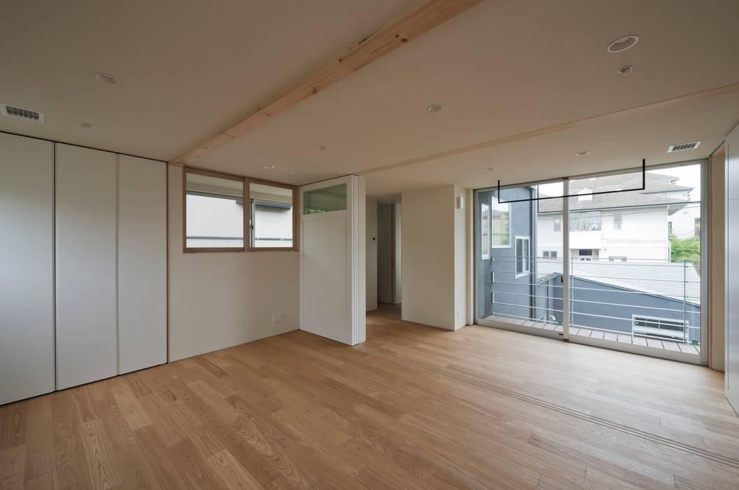 DROP ON LEAF: 充総合計画 一級建築士事務所が手掛けた子供部屋です。