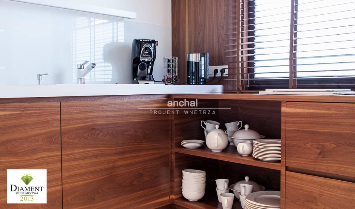 kuchnia detal od Anchal Anna Kuk-Dutka Nowoczesny
