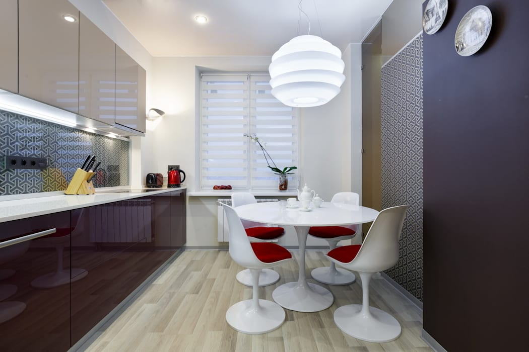 Кухня-столовая: Кухни в . Автор – (DZ)M