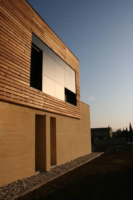 Hospitales de estilo  de AGENCE D'ARCHITECTURE BRAYER-HUGON, Moderno