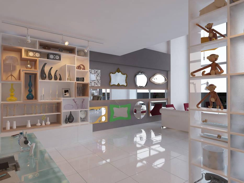 İNDEKSA Mimarlık İç Mimarlık İnşaat Taahüt Ltd.Şti. – İNDEKSA İÇ MİMARLIK:  tarz Dükkânlar