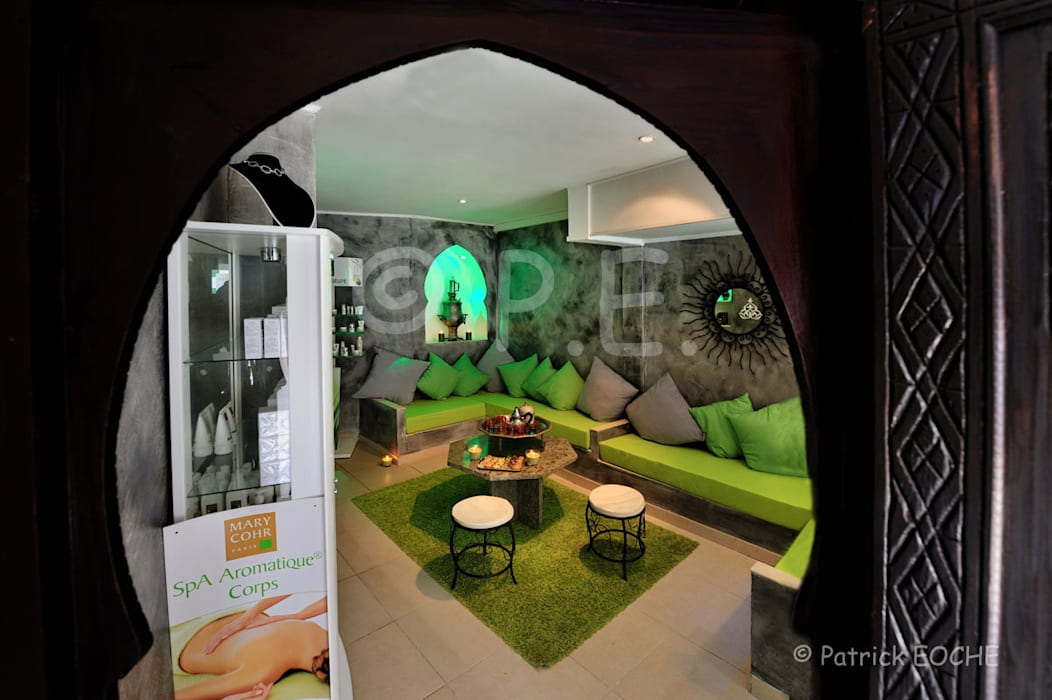 patrick eoche Photographie d'architecture Offices & stores