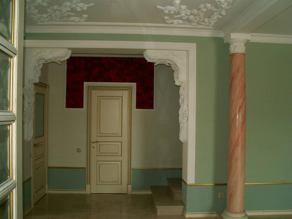 Холл. Гостиная в классическом стиле от Наталья Дубовая Charman-design Классический