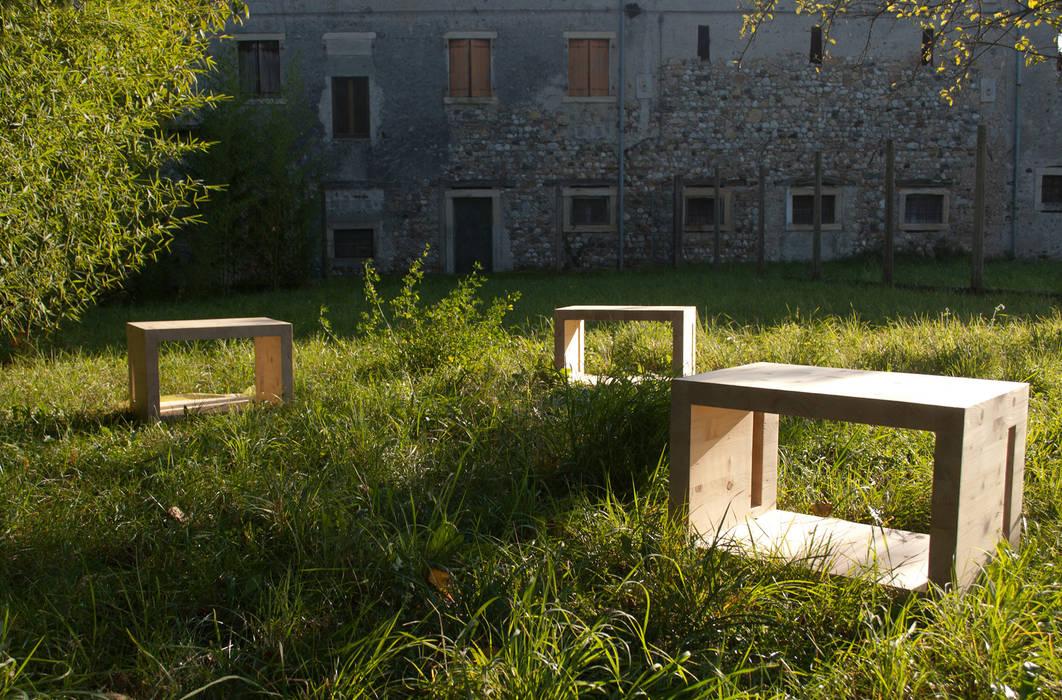 Margherita Mattiussi architetto Interior landscaping