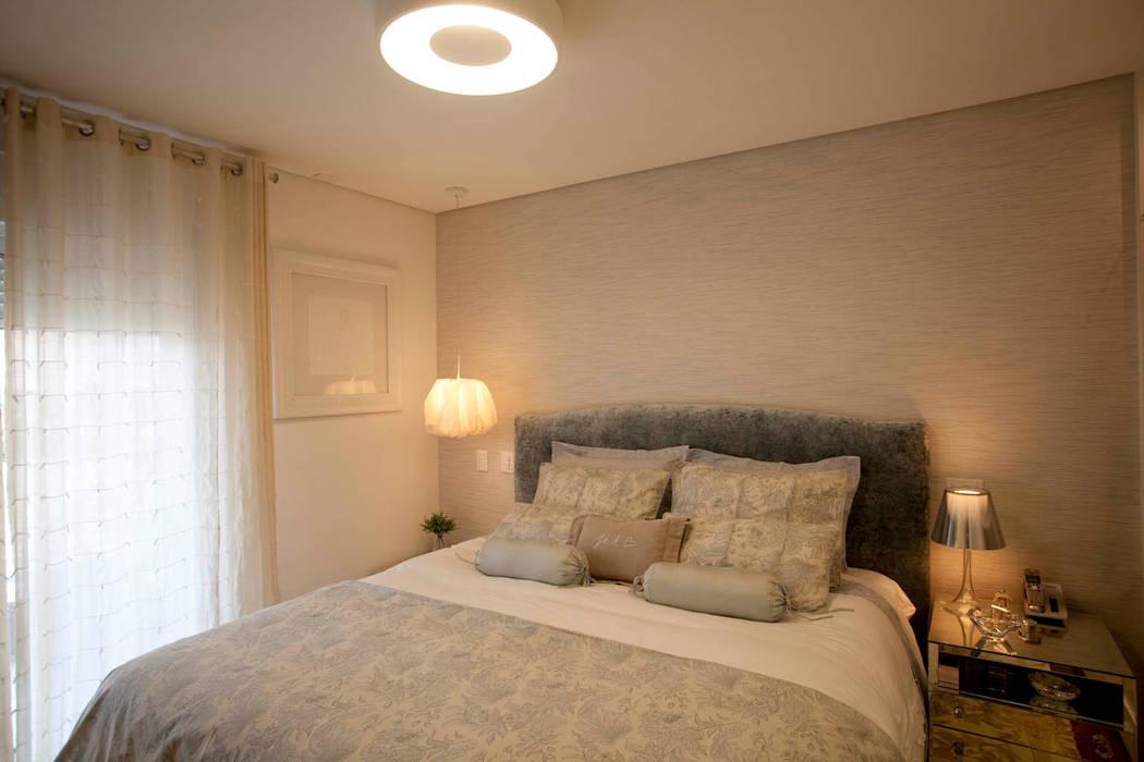 Minimalist bedroom by Asenne Arquitetura Minimalist