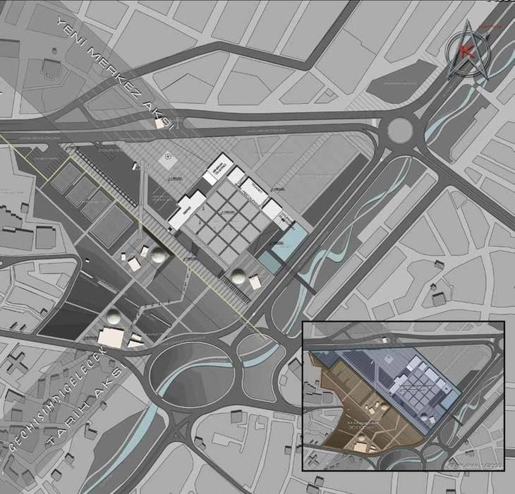 Urban Design Plan by ON TASARIM LTD. ŞTi.