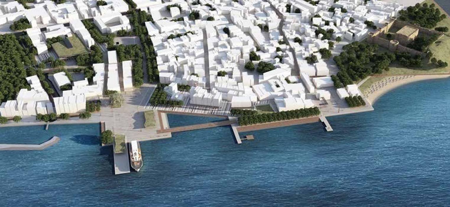 The Seafront ON TASARIM LTD. ŞTi.