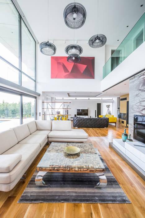 BK House Modern Evler Bahadır Kul Architects Modern