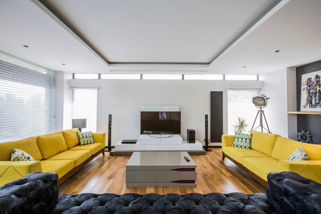 BK House Modern houses by Bahadır Kul Architects Modern