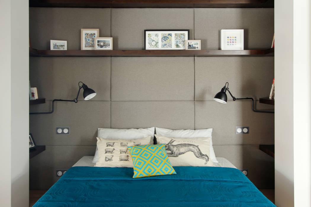 Спальная зона ZE Workroom studio Спальная комната Кровати и изголовья