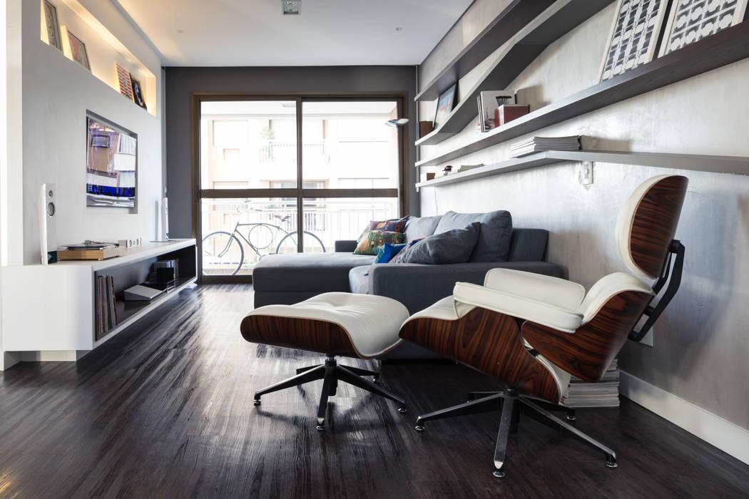 Salas modernas de Moove Arquitetos Moderno