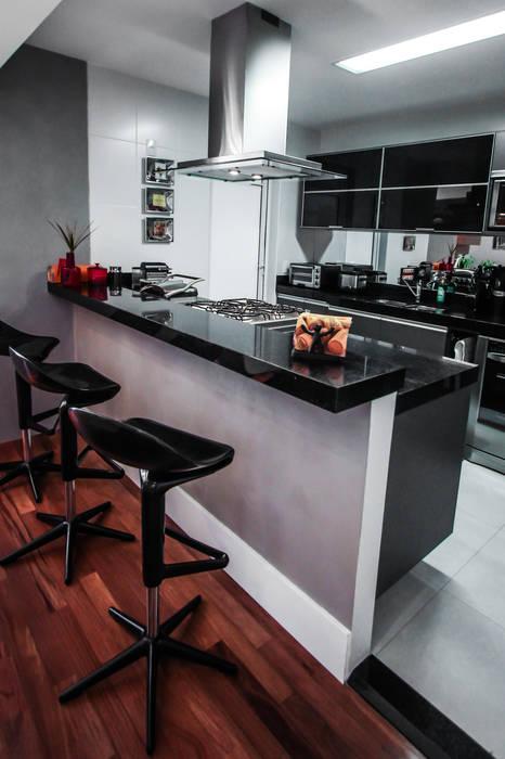 Cucina moderna di SP Estudio Moderno