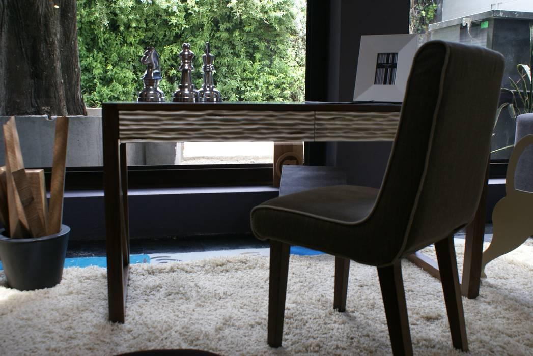 El escritorio: Edificios de Oficinas de estilo  por Jacobs Interiorismo