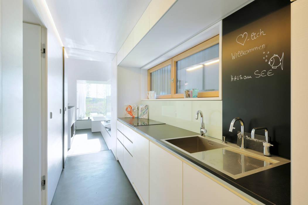 Kitchen by Hofgut Hafnerleiten
