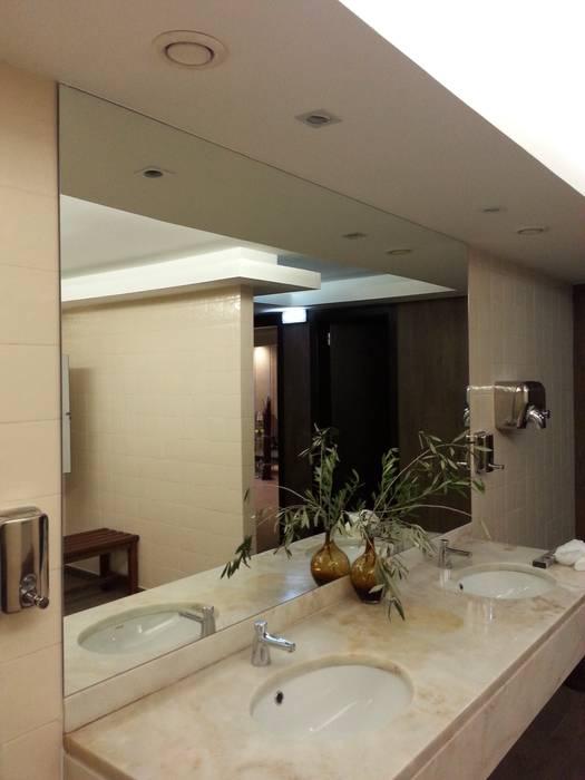 Balneário da zona de Spa Hotéis clássicos por Autovidreira Clássico