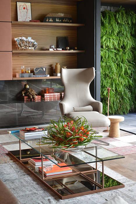 Espaço Cosmopolita - Jorge Elmor Lojas & Imóveis comerciais modernos por Elmor Arquitetura Moderno