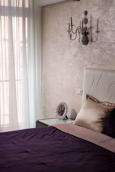 Элегантный интерьер для семьи с активным ребенком YOUSUPOVA Спальня в классическом стиле
