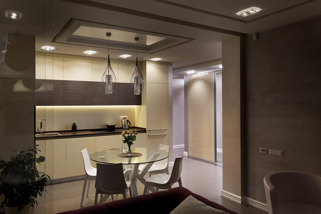 Cuisine classique par U-Style design studio Classique