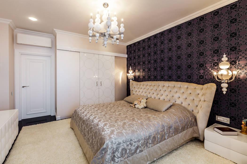 Classic style bedroom by U-Style design studio Classic