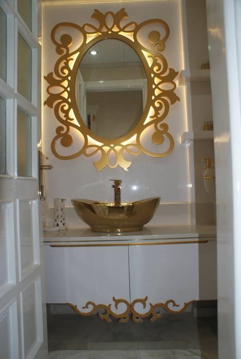 ecemutfak dekorasyon nazmi ece – WC HİLTON: modern tarz , Modern
