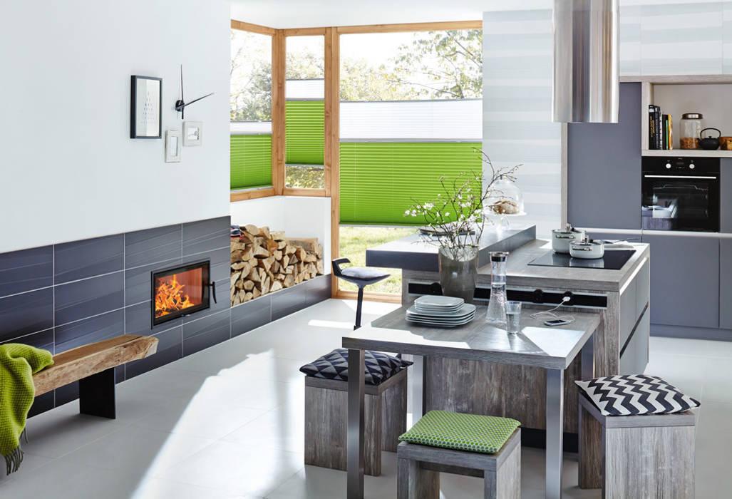 Brennzellen für raumluftunabhängigen Betrieb Moderne Küchen von Spartherm Feuerungstechnik GmbH Modern