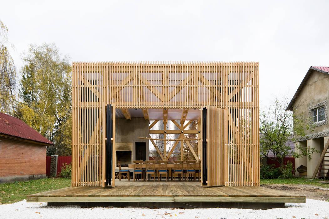 Arbor 15: Дома в . Автор – Kerimov Architects, Модерн
