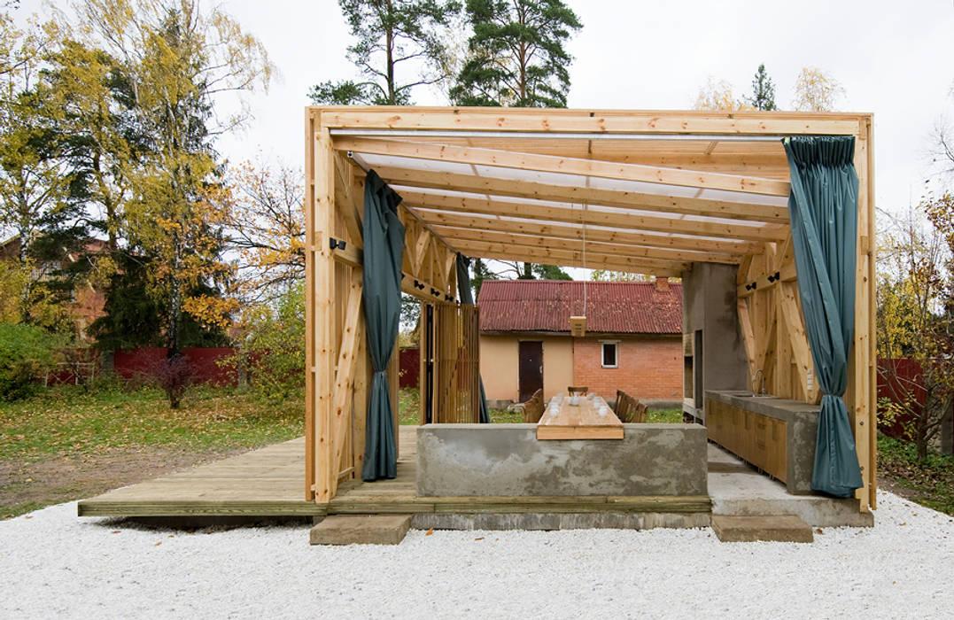 Arbor 15: Дома в . Автор – Kerimov Architects,