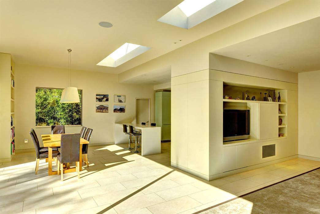 Woonkamer door Jonathan Clark Architects,