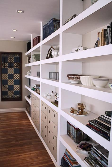Sala de Estar Salas de estar ecléticas por Graf Arquitetura & Interiores Eclético