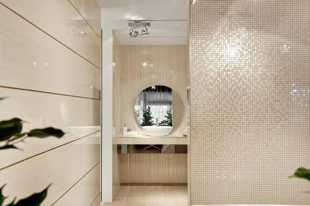 SHOWROOM LOVE TILES Lisboa 2013 Casas de banho modernas por Catarina Batista Studio Moderno Cerâmica