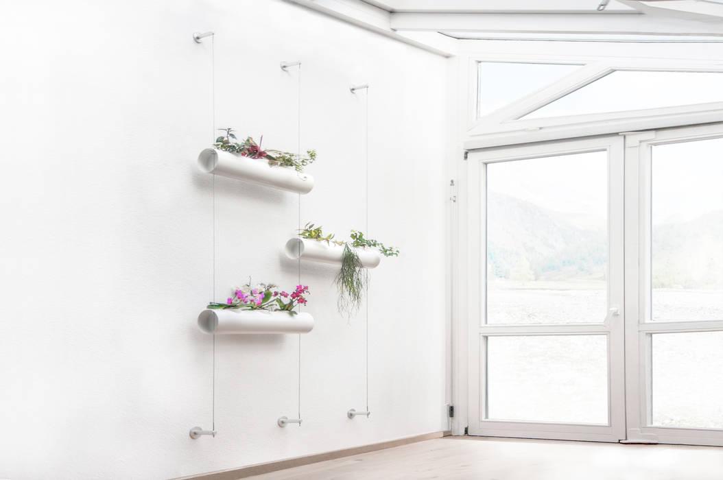 Modern style conservatory by Jörg Brachmann Dipl. Designer (FH) Modern