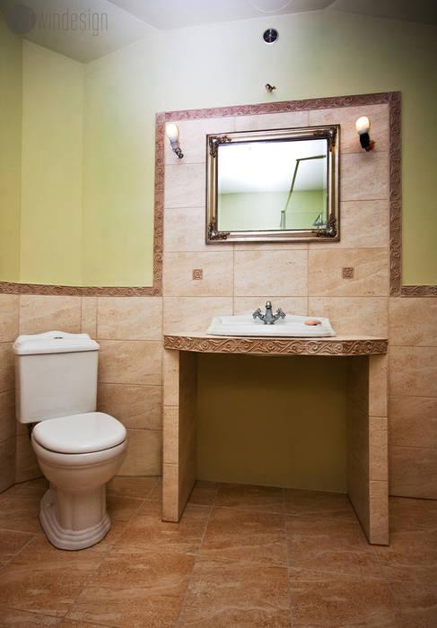Bednarski - Usługi Ogólnobudowlane Salle de bain coloniale