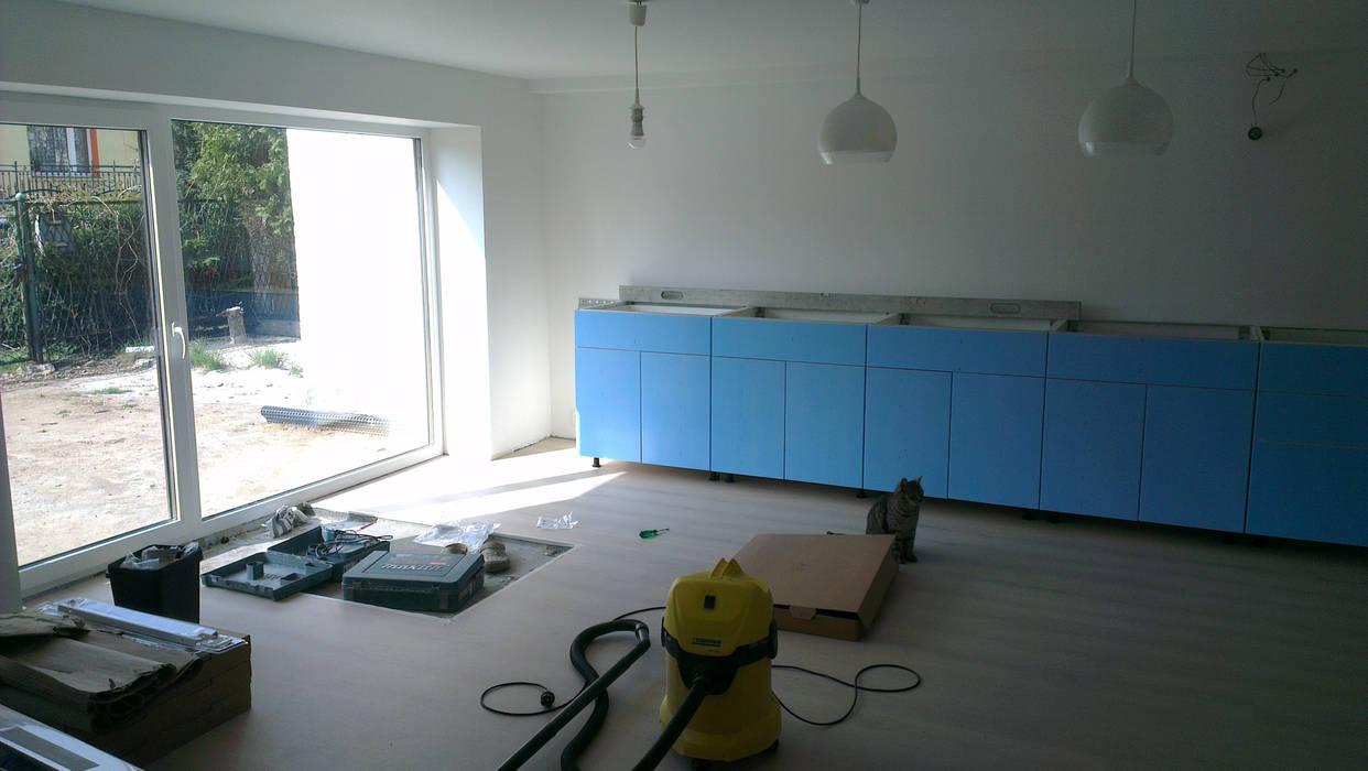 Kuchnia w garażu - Jaworzno - Krok 5 od Bednarski - Usługi Ogólnobudowlane