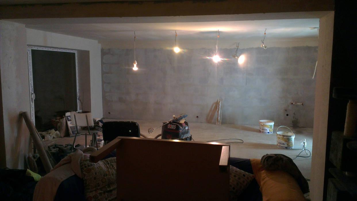 Kuchnia w garażu - Jaworzno - Krok 3 od Bednarski - Usługi Ogólnobudowlane