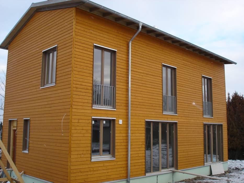 Modern Und Naturnah Haus Aus Holz Einfamilienhaus In Der Eifel