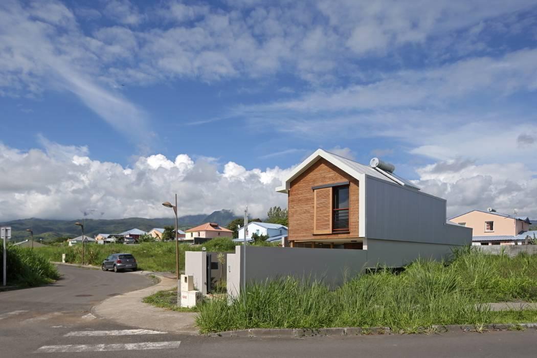 Casas de estilo  de T&T architecture