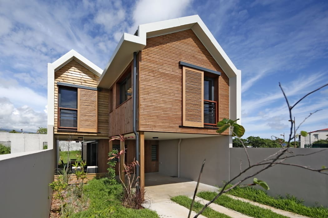Houses by T&T architecture