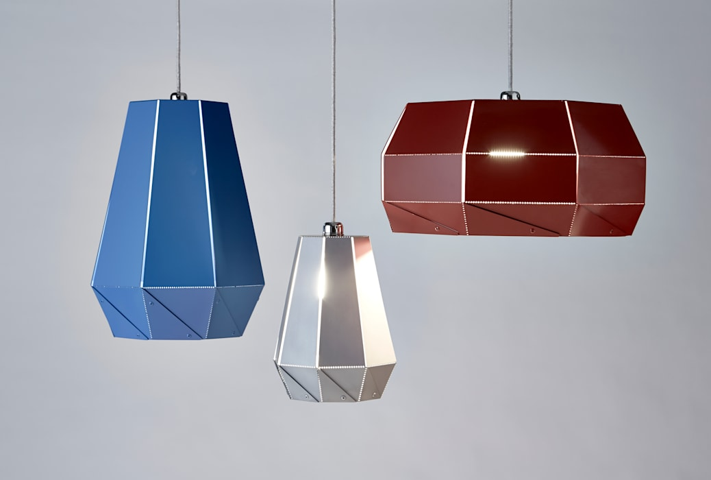 Flora: industrial  by And Then Design Limited, Industrial