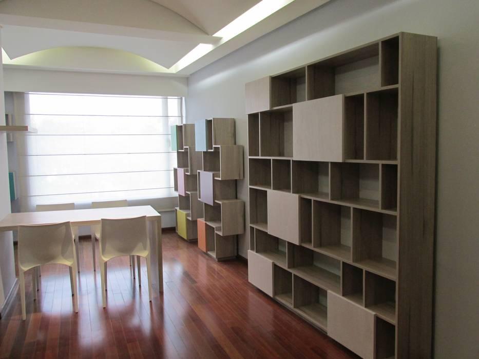 Cuarto de juegos para niños: habitaciones infantiles de estilo por ...