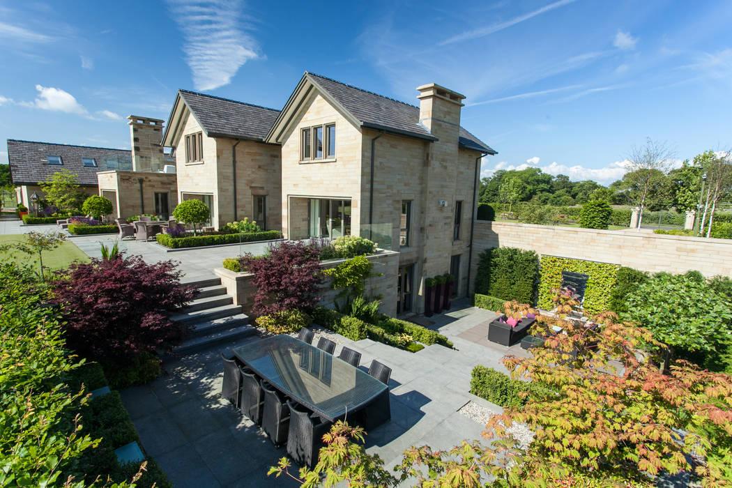 Rural House, Lancashire by Barnes Walker Ltd