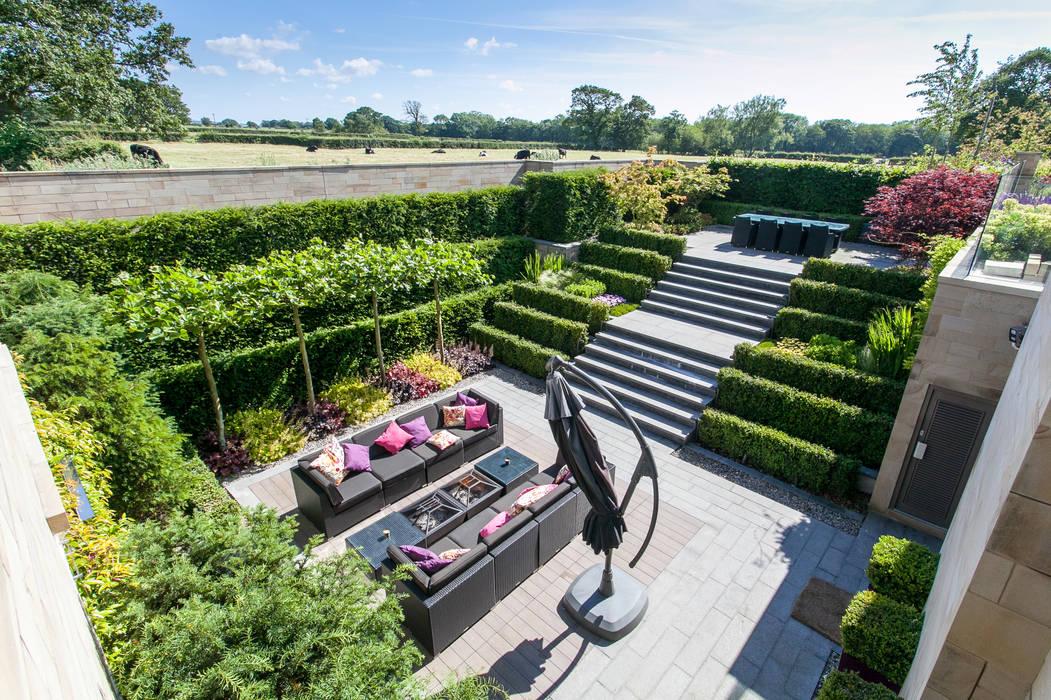 Rural House, Lancashire par Barnes Walker Ltd