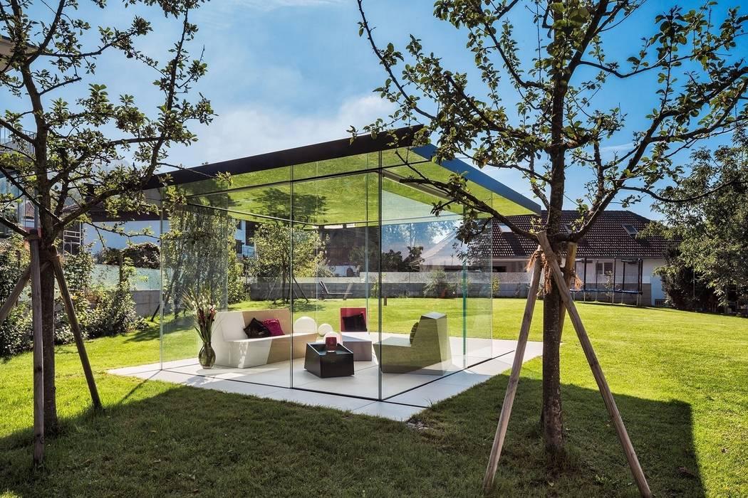 Сад в стиле модерн от Glas Marte Модерн