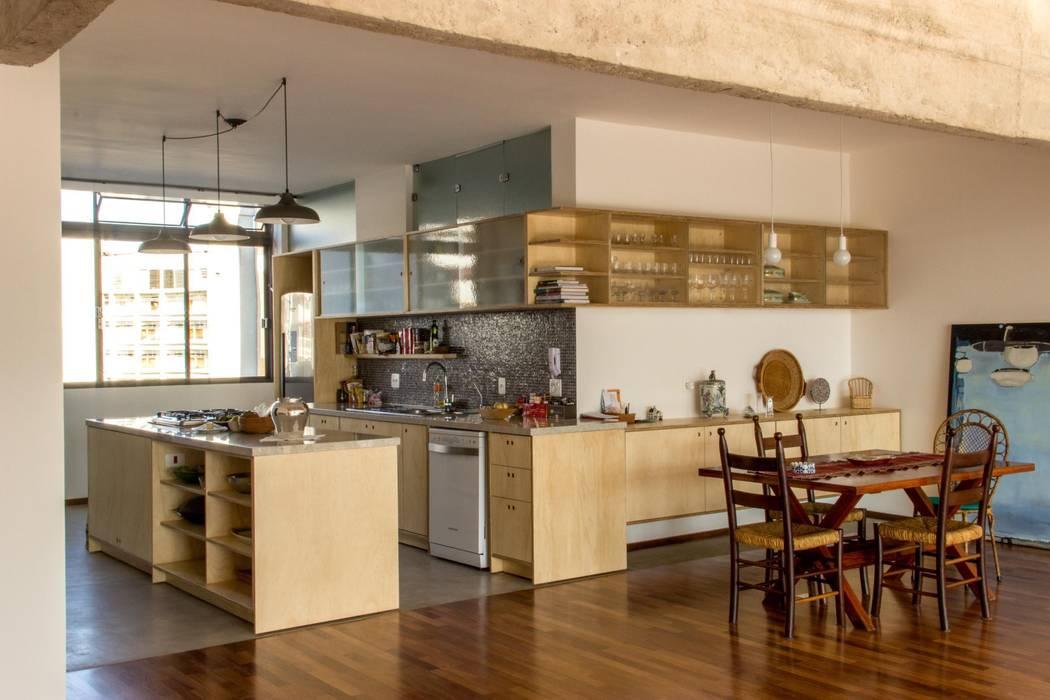 Ruta arquitetura e urbanismo Cuisine moderne