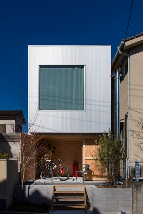 โดย アトリエセッテン一級建築士事務所 โมเดิร์น