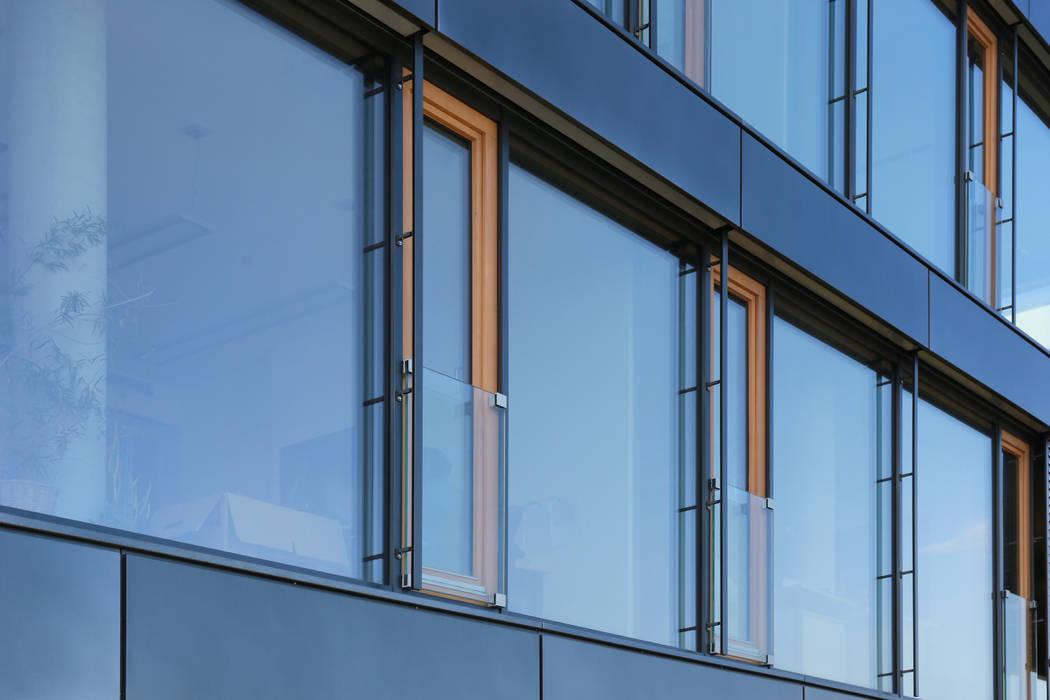 Französische Fenster absturzsicherung für französische fenster und balkone: bürogebäude