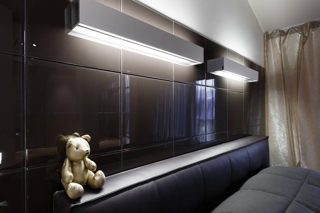 Спальня Коридор, прихожая и лестница в стиле минимализм от (DZ)M Интеллектуальный Дизайн Минимализм