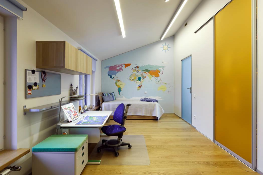 Детская на вырост.: Детские комнаты в . Автор – (DZ)M