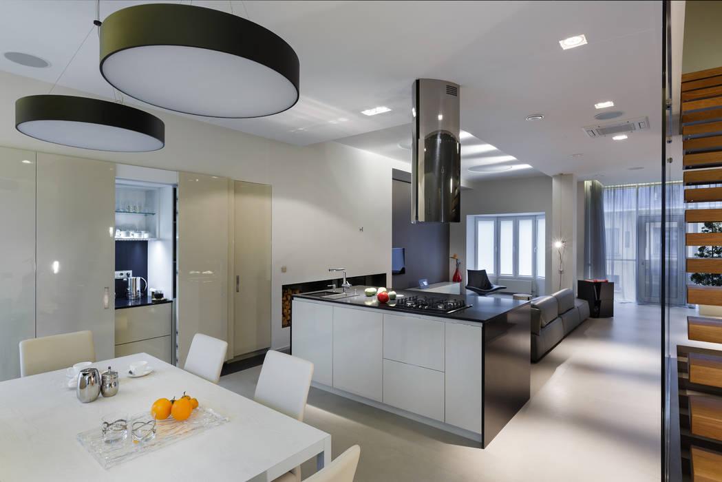 Кухня: Кухни в . Автор – (DZ)M Интеллектуальный Дизайн, Минимализм
