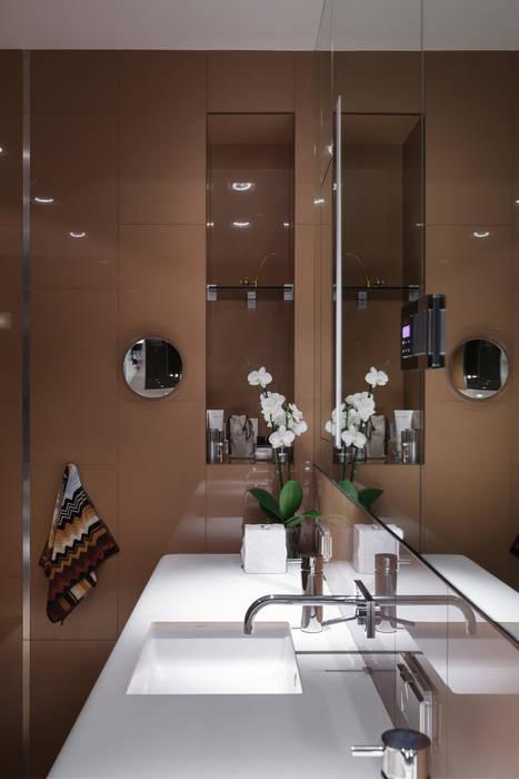 Ванная комната: Ванные комнаты в . Автор – (DZ)M