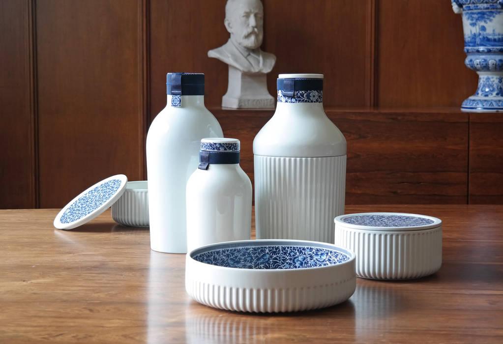 Blue Collar Bowls van Royal Delft Klassiek